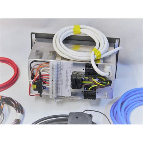 pms3 cervan motorhome wiring kit with voltage sensing