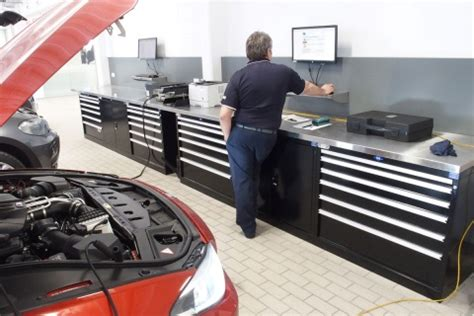 automotive work bench bac automotive workstations chosen by bmw