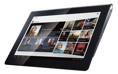 Tablet Sony Android potential sony tablet s successor spotted at the fcc