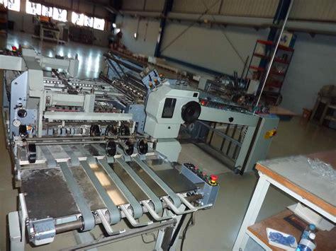 Stahl Paper Folding Machine - folders used finishing machines stahl kc78 4ktl paper