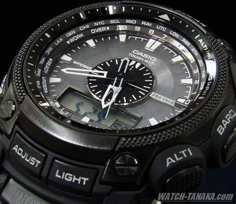 Casio Protrek Prw 3500syt 1dr Black Blue live photos protrek black prw 5000yt 1dr casio