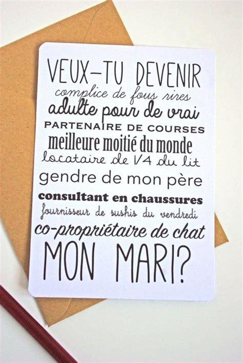 Lettre Demande De Mariage Originale Les 25 Meilleures Id 233 Es Concernant Valentin Sur Cadeaux Valentin