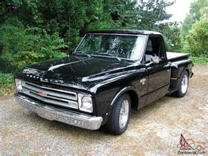 1967 chevy stepside must see restoration