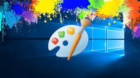 classic paint use classic paint instead of paint 3d in windows 10