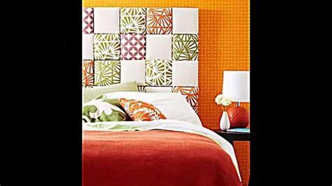 betthaupt selber machen schlafzimmer mit kreativen kopfbrett ideen zum