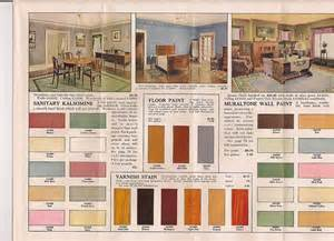 Distinctive House Design And Decor Of The Twenties Interior Color Choice Paint Colors Interior House