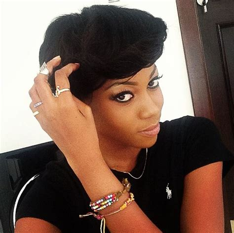 yvonne nelson hairstyles fiery fierce check out ghanaian star yvonne nelson in