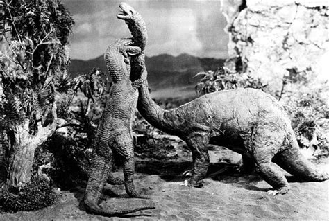 film king kong vs dinosaurus the history of stop motion in a nutshell stop motion