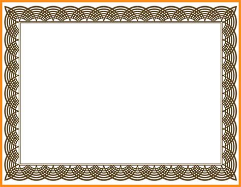 clipart for free borders for certificates clipart 101 clip