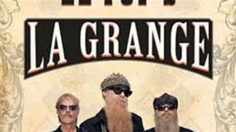 Zz Top La Grange Lyrics by La Grange Zz Top 1973 Gruftierocker Vers 2016 Cover