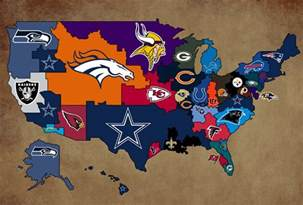 us map by college football birth place of every nfl player an interactive map