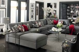 What Colour Curtains With Grey Sofa Rooms We Love Bassett Furniture On Pinterest Discover
