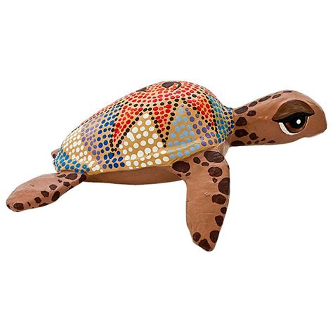 How To Make A Paper Mache Turtle - sea turtle paper mache search