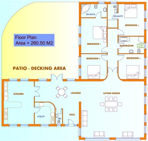4 bedroom house plans ireland 4 bed bungalow house plans ireland house design plans