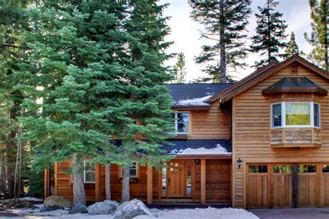 Cabin Rentals South Lake Tahoe by Lake Tahoe Getaways Lake Tahoe Guide