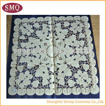 beautiful table cloth design beautiful design embroidery applique embroidered