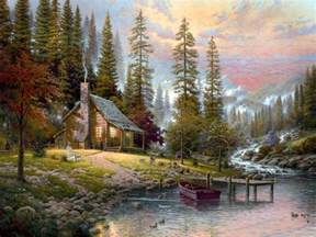 log cabin wallpapers wallpaper cave