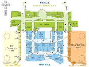 Sm Mall Of Asia Floor Plan Mall Of Asia Mall Map Store Directory Manila Philippines