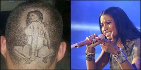 girl with drake tattoo on forehead 10 black celebrities whose obsessed fans crossed the line