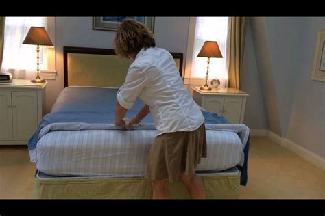 how to keep sheets on the bed tuck me in good night system keep your bed sheets tucked