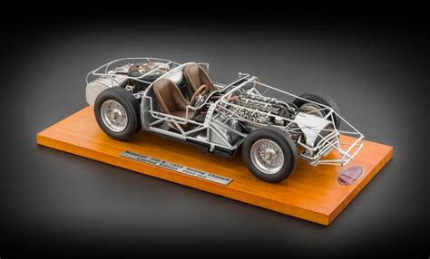 maserati 300s for sale 1956 maserati 300s rolling chassis 1 18 scale model car by cmc