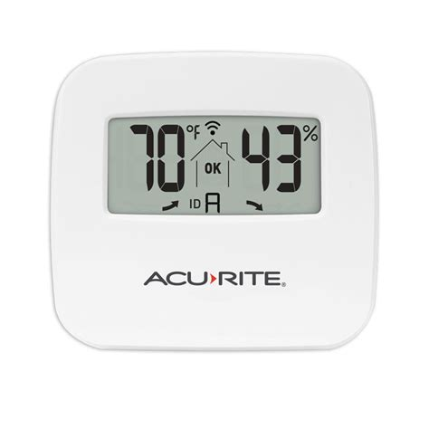 whats a room temperature indoor temperature and humidity sensor acurite