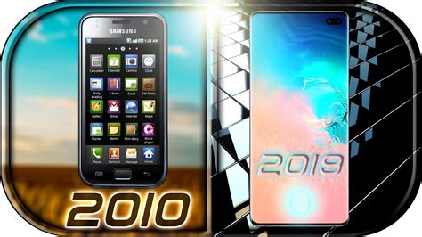 evolution  samsung galaxy  phones   samsung galaxy  official trailer leaked