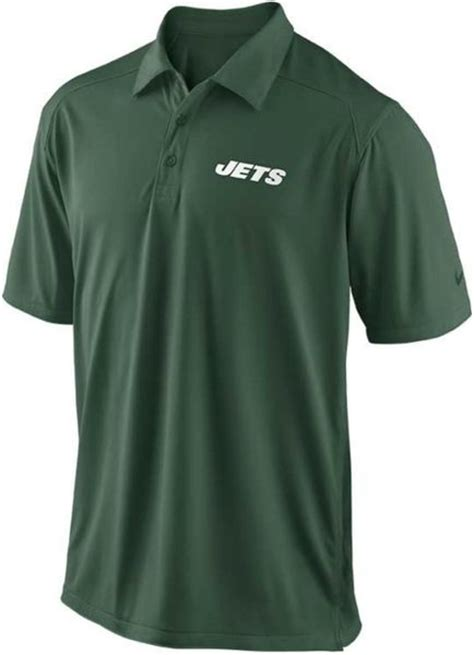 Polo Tshirt Nike Jets nike mens new york jets football coach polo shirt in green for lyst