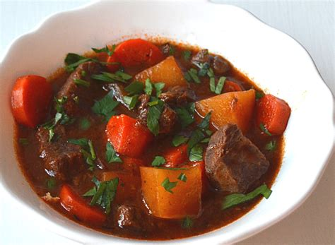 beef stew with root vegetables beef stew with root vegetables wine fresh herbs
