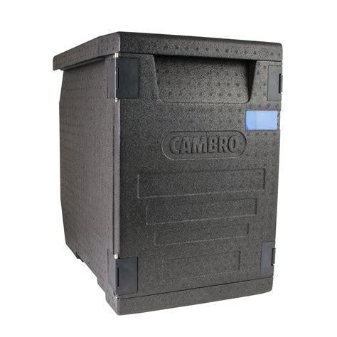 Restaurant Kitchen Furniture cambro epp400 cam gobox front loader food pan carrier