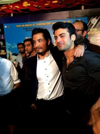 fawad khan and ali zafar arts & entertainment images