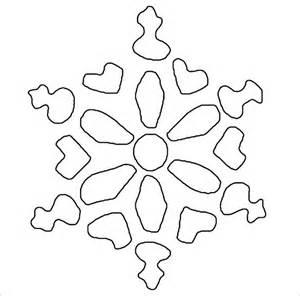 stencil templates free 13 snowflake stencil templates free printable sle