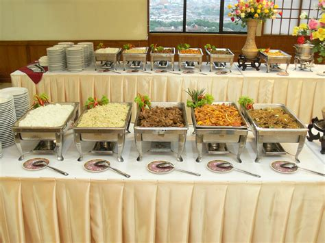 buffet food display ideas google search gpa funeral