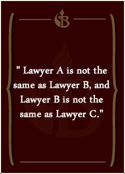 I Thought Attorneys And Lawyers Were The Same 2 Guess I Was Wrong 2 2 by Why I Do Not Quote Attorney Fees Until After A Consultation