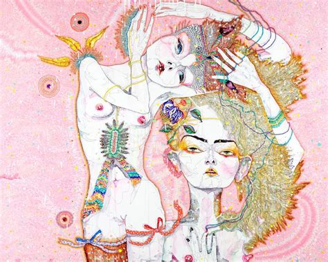 Del Kathryn Barton Artwork by An Experts Guide To Collecting Art Art News And Events