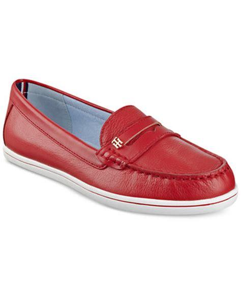 hilfiger womens loafers hilfiger s butter loafers flats