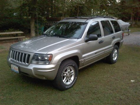 2004 Jeep Grand Tire Size 2004 Jeep Grand Overview Cargurus