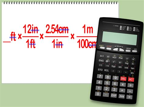 m to ft how to convert to meters with unit converter wikihow