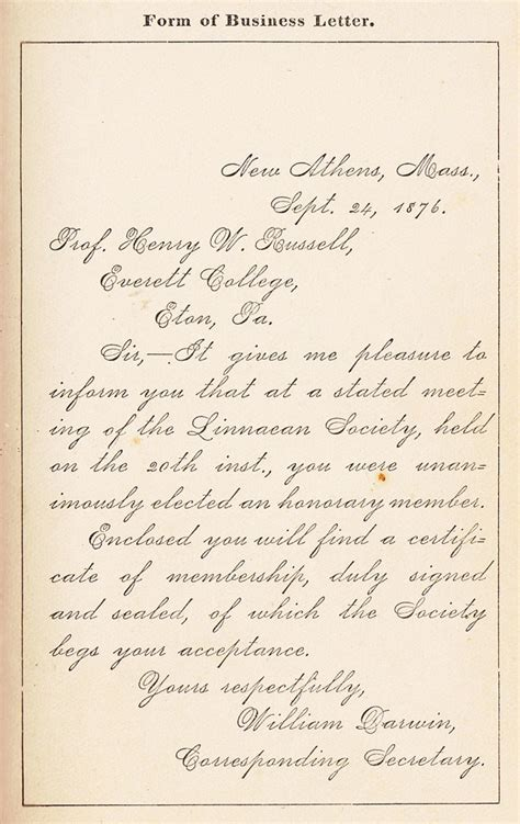 Letter Written How To Write Letters A 19th Century Guide To The Lost Of Epistolary Etiquette Brain Pickings