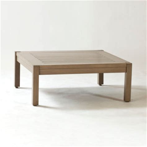 alyssa square metal outdoor coffee table traditional