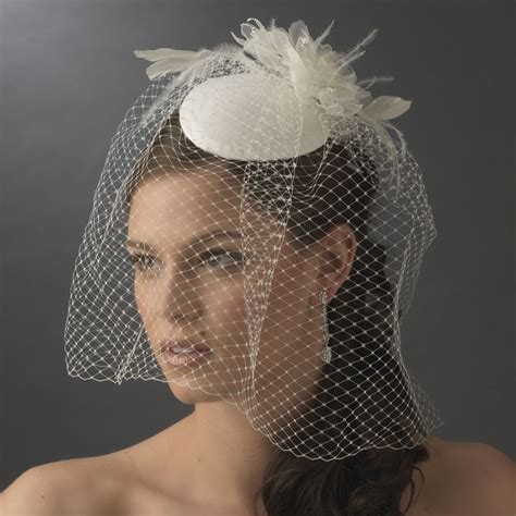 Vintage Wedding Hair Accessories Lovethebride by Vintage Bridal Hat With Bird Cage Veil