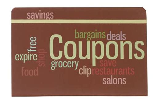 categories to divide coupons