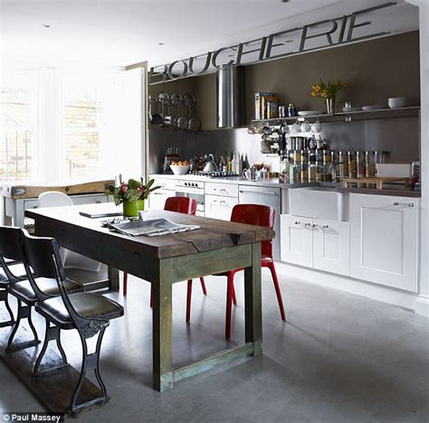 interiors special creative family home daily mail online interiors special joanna s homely heart daily mail online