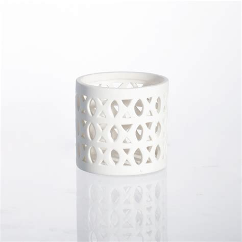 Handmade Candle Holder - handmade candle holder white new style candle holder