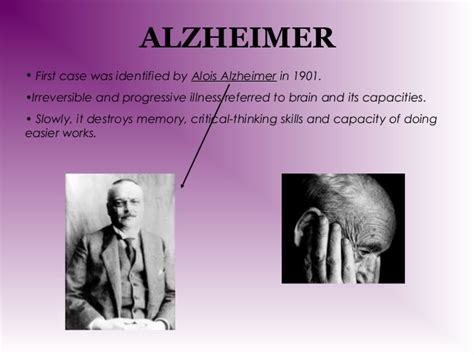 parkinson and alzheimer