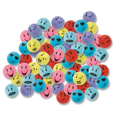 emoji erasers emoji eraser assortment pack positive promotions