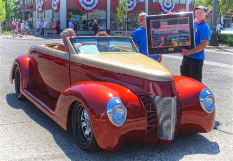 Vernie Jones Ford by 2015 Bow Tie Bash Parade Of Winners Columbia River Corvettes