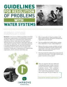 design guidelines for rural residential water systems partner news rural water supply network page 6