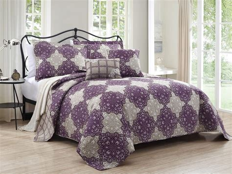 queen bed sets purple bedding sets queen spillo caves