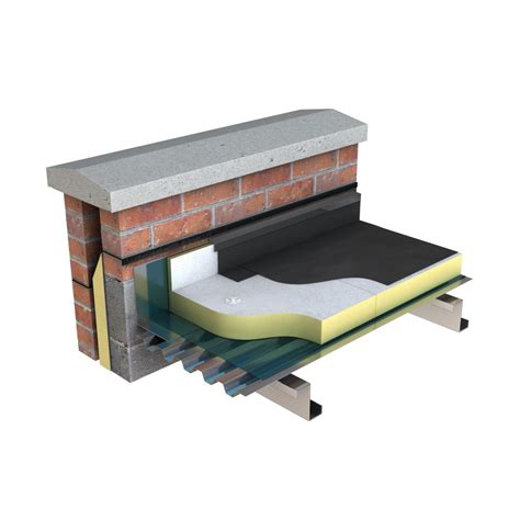 Flat Roof Gradient Powerdeck F Gradient Flat Roof Insulation